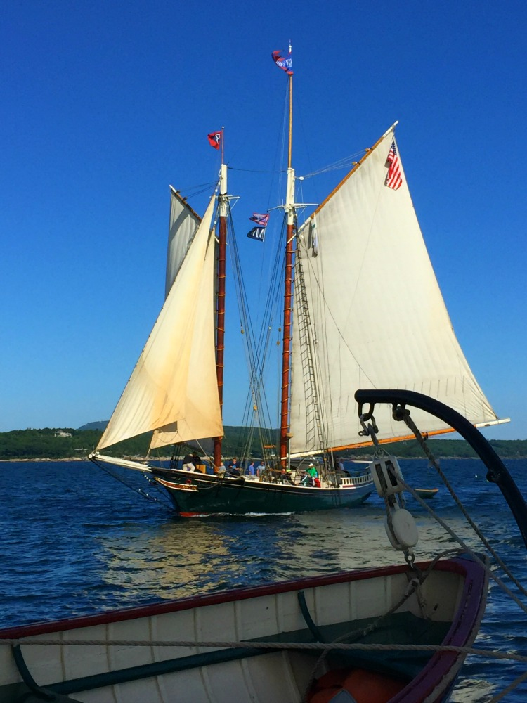 Maine Windjammer Cruise adventure with Every Road A Story