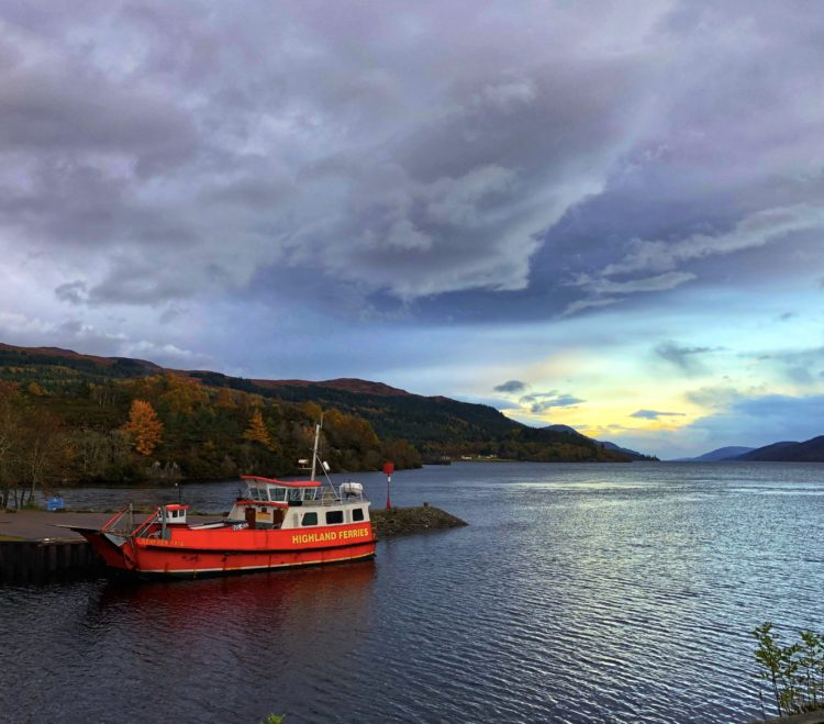Loch Ness on the best tours of Scotland by Every Road a Story