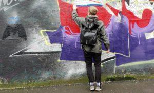 Belfast Peace Walls, Black Taxi