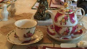 Tea time in Altoona