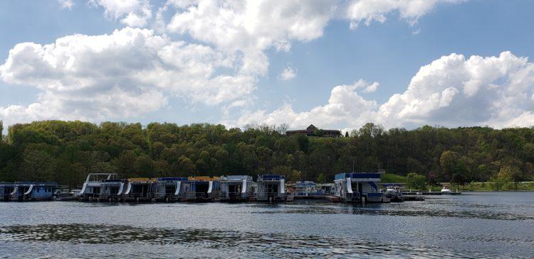 houseboating in Pennsylvania