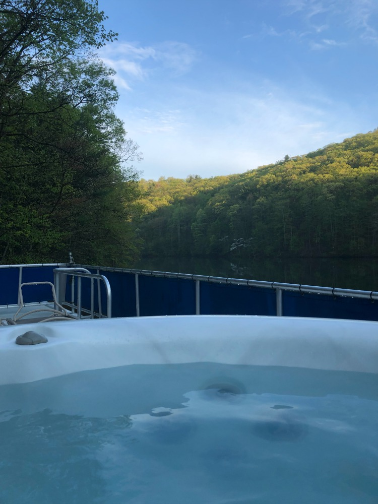 houseboating in Pennsylvania