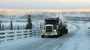 traveling the Dalton Highway on Every Road A Story